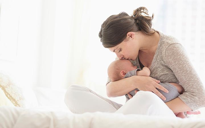 زردی شیر مادر
